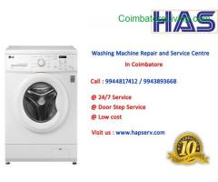 coimbatore -Washing Machine Service & Repair in Coimbatore