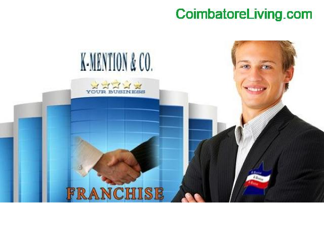 coimbatore - Data entry Ad Posting Franchise offer in Delhi - K-Mention - 1/1