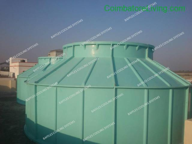coimbatore - Cooling Tower, Heat Exchangers | Industrial Silencer Manufacturers India - 1/2