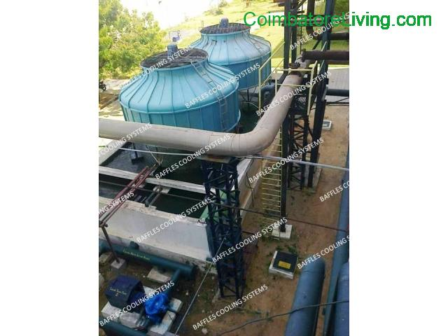 coimbatore - Cooling Tower, Heat Exchangers | Industrial Silencer Manufacturers India - 1/1