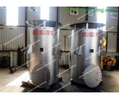 coimbatore -Gas vent silencer manufacturer in India | Baffles Cooling System