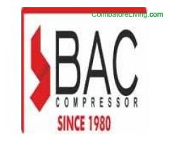 coimbatore -Air compressor manufacturers & suppliers | Coimbatore, India | BAC Compressor