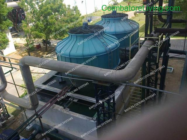 coimbatore - Oil cooler manufacturer in India | Baffles Cooling System - 1/3