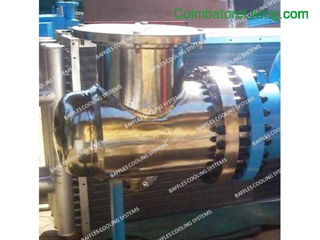 coimbatore - Kettle Type Reboiler Manufacturer in India | Baffles Cooling System - 1/1