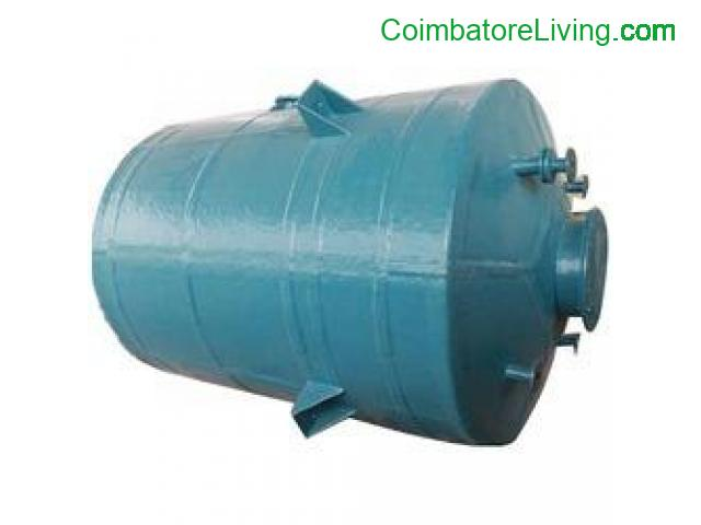 coimbatore - FRP Tank manufacturers square and rectangle shape India - 1/2